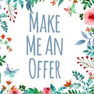 Make an offer! ❤️